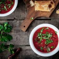 Rozgrzewająca zupa na przeziębienie