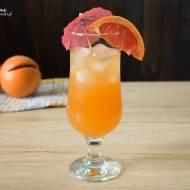 Słoneczne Orzeźwienie - jedna z propozycji na drinki z malibu rum