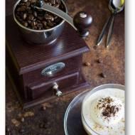 Deser kawowo czekoladowy na kokosowym mleku