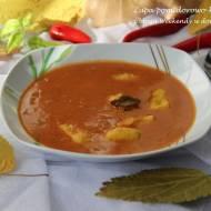 Zupa pomidorowo-kokosowa
