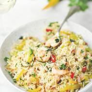 Jambalaya – przepisy na dania z ryżem