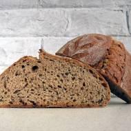 Chleb 100% orkiszowy pełnoziarnisty na zakwasie