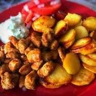 Kurczak gyros