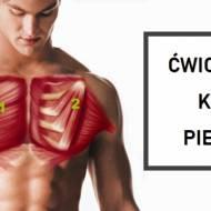 Podstawowe ćwiczenia na klatkę piersiową