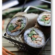 Sushirrito, czyli burrito sushi