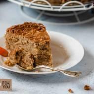 Szarlotka sypana – magiczne ciasto