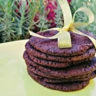 Bardzo czekoladowe American Cookies