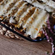Cannelloni nadziewane szpinakiem i szynką