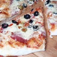 Domowa pizza - najlepszy przepis