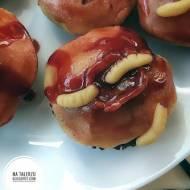 Paskudne muffinki na Halloween