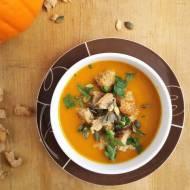 Zupa dyniowa z ziemniakami / Pumpkin Potato Cream Soup