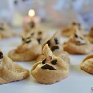 Bezowe Duszki na Halloween – domowe bezy z białek – banalnie szybkie i proste