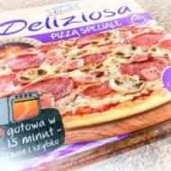 TEST – Pizza z Lidla – Trattoria Alfredo – Deliziosa Pizza Speciale