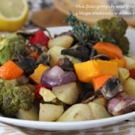 Mix pieczonych warzyw jesiennych