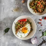 Nasi Goreng - smażony ryż po indonezyjsku