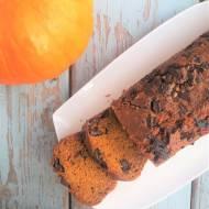 Ciasto dyniowe z czekoladą / Chocolate Chip Pumpkin Bread
