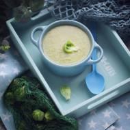 Zupa z brukselki – post dr Dąbrowskiej