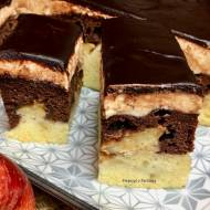 Fale Dunaju – ciasto