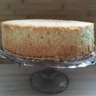 Idealny biszkopt na tort