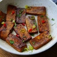 Smażone tofu po azjatycku