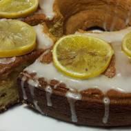Ciasto potrójnie cytrynowe