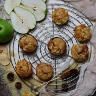 Muffinki z gruszkami i imbirem