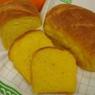Prosty domowy chleb z dynią