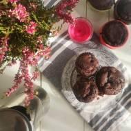 Bezglutenowe muffinki z borówkami