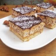 Ciasto Niebo z jabłkami i orzechami / Polish Buttercream Apple 'Heaven' Cake