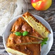 Maślane (ucierane) ciasto z jabłkami – pyszne!