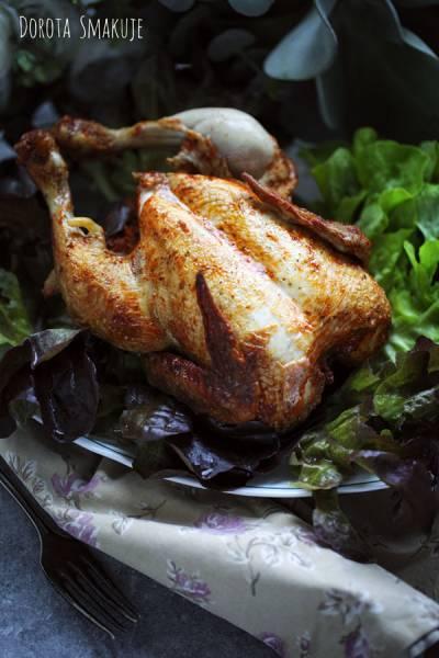 Kurczak z rożna – przepis