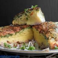 Salviata - zapiekany torcik szałwiowy