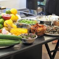 Warsztaty kulinarne z Beatą Śniechowską