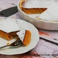 Tarta dyniowa czyli pumpkin pie