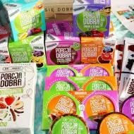 Porcja Dobra, czyli zdrowe słodycze, które nie powodują wyrzutów sumienia - recenzja