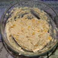 Pasta jajeczna z tuńczykiem – palce lizać :)
