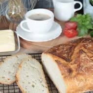domowy chleb z gara orkiszowo żytni