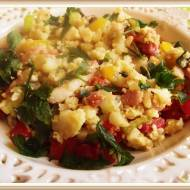 Kalafiorowe risotto