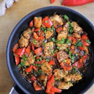 Kurczak po seczuańsku / Szechuan Chicken