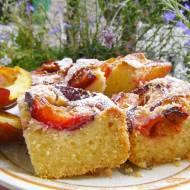 pyszne, łatwe ciasto śliwkowe...