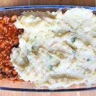 Zapiekanka pasterska, czyli sposób na warzywa z rosołu