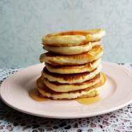 Placki pancakes na kefirze