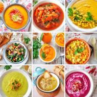 10 przepisów na rozgrzewające i sycące zupy (10 ricette per zuppe invernali)