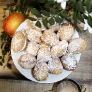 Orzeszki z kremem – nadziewane ciasteczka