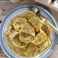 Pierogi z kaszą gryczaną i białym serem – kuchnia podkarpacka