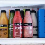 Recenzja soków firmy SPORTFOOD