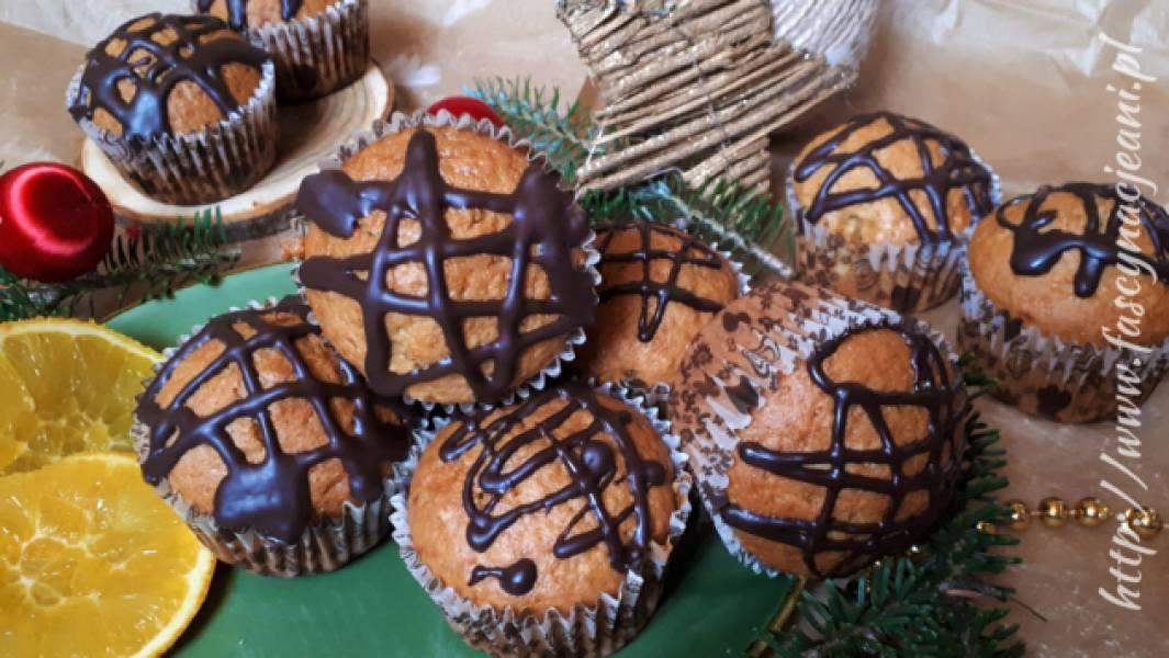 Mikołajowe muffiny