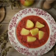 Barszcz czerwony z Węglówki – kuchnia podkarpacka