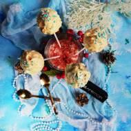 Bożonarodzeniowe lizaki ciasteczkowe