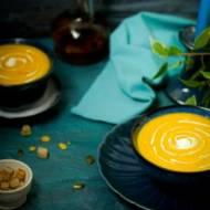 Zupa krem z dyni piżmowej